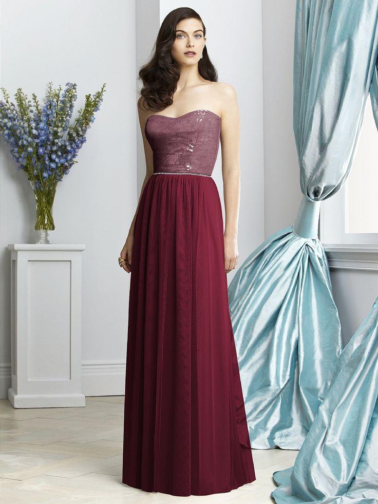 Dessy Bridesmaid Dresses - Style 2925 #marsalawedding #bridesmaiddresses