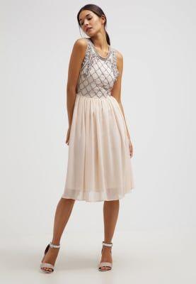 Cocktailkleid / festliches Kleid - peach whip