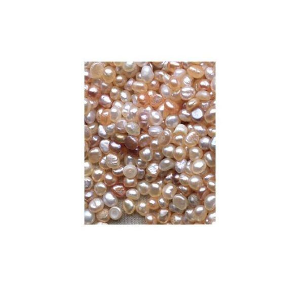 undrilled 30g no hole genuine freshwater pearls 4-5mm pearls Rice pearls seed pearl beads pearls loose white pearls