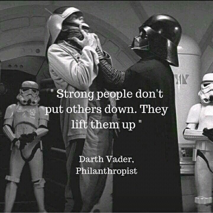 Pin By Luke Moore On May The Force Be With You Funny Star Wars Memes Star Wars Quotes Star Wars Humor