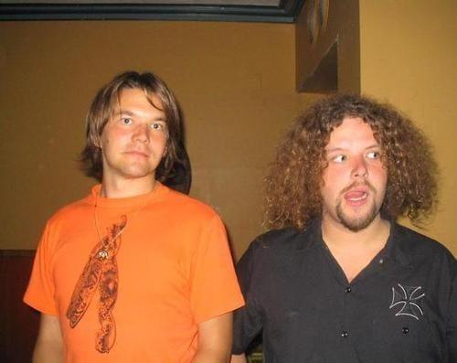 Eero and Pauli