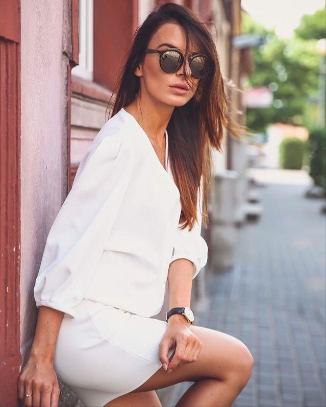 Sukienka VOSCHE  www.poqash.pl