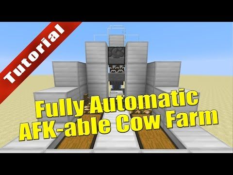 how to build the afk fish farm minecraft