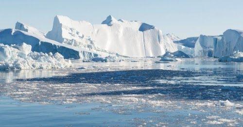 """""""Συναγερμός"""" στον Βόρειο Πόλο: Ανέβηκε 20 βαθμούς η θερμοκρασία!"""