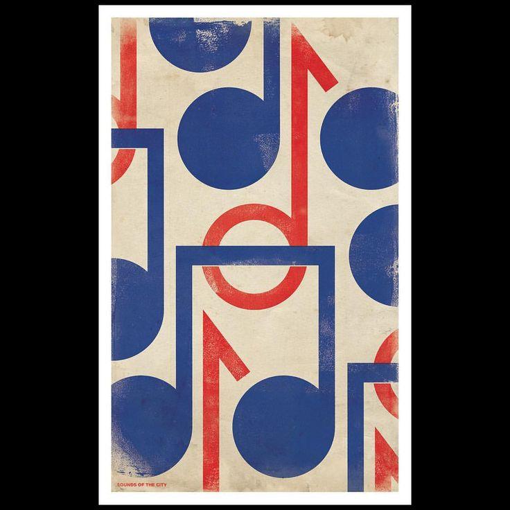 Sounds of the Underground by Sam Hadley - via (@slumberbean) on Instagram
