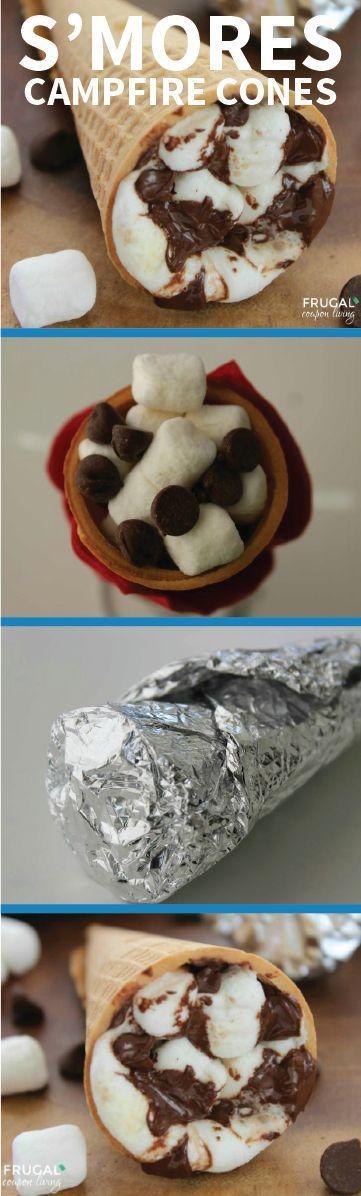 Mmmmasshmallows and chocolate
