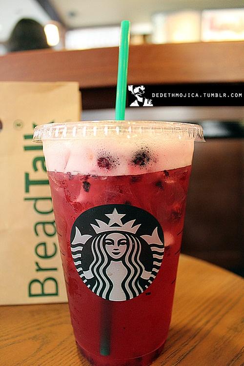 Very Berry Hibiscus Starbucks Refreshers