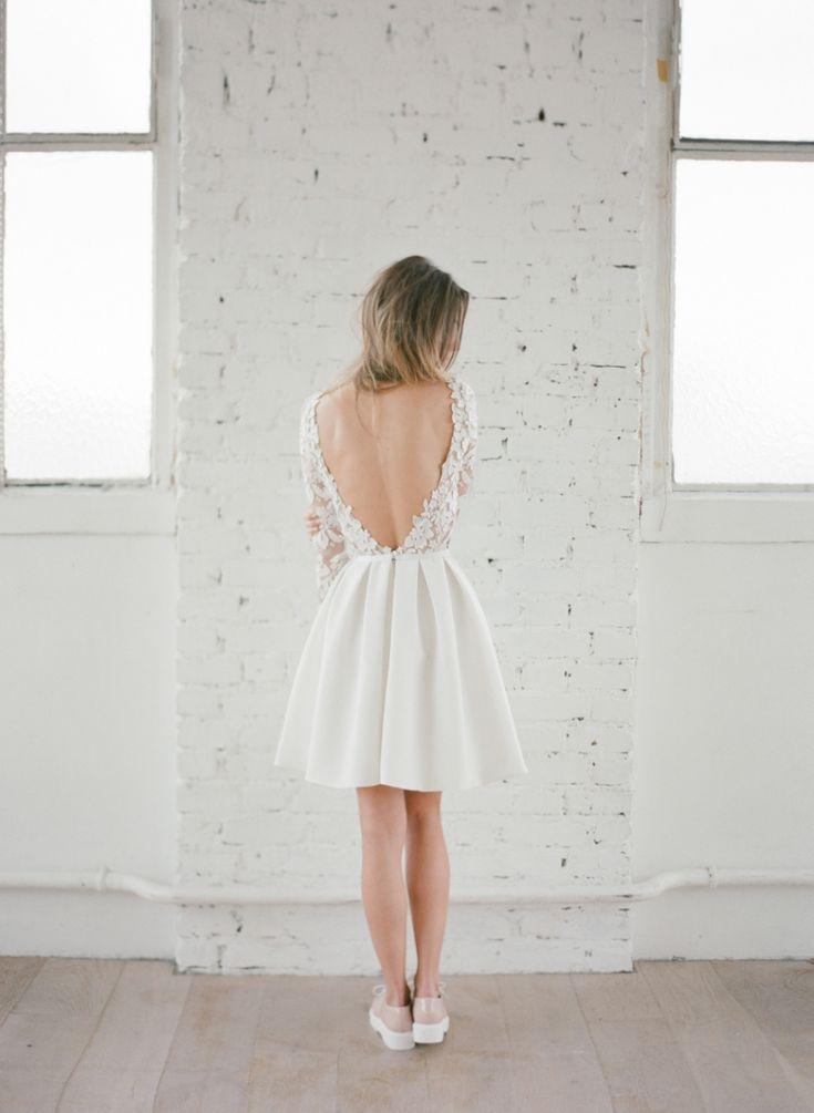 mariage civil les robes courtes de rime arodaky civil wedding dresses robe and wedding. Black Bedroom Furniture Sets. Home Design Ideas