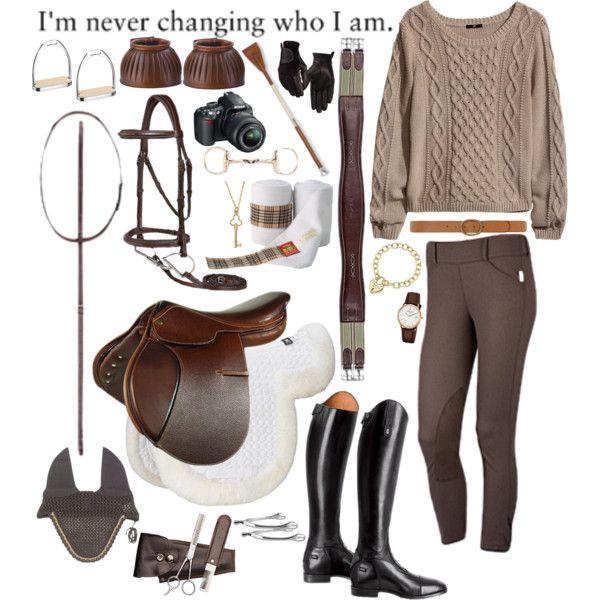 Look total marron, automne-hiver.