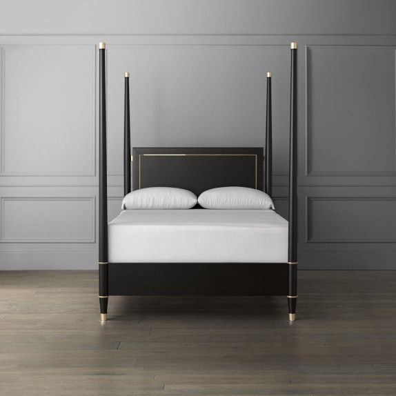 Lacourte Bed | Williams Sonoma