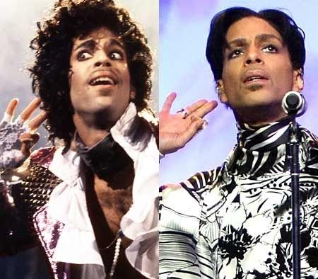 Prince transcends space and time, an ageless nucleus of atomic grace. | 44 Reasons Prince Is The Alpha And The Omega