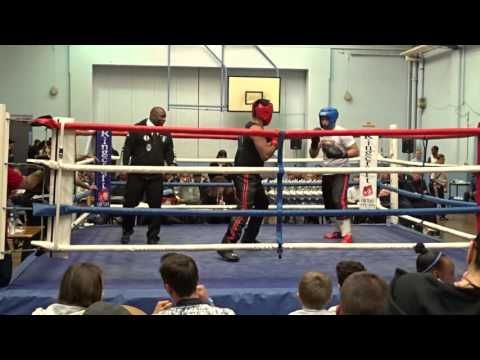 Night Of Championship Kickboxing Izmir B (Mantis) vs Jatinact M (S. Warr...