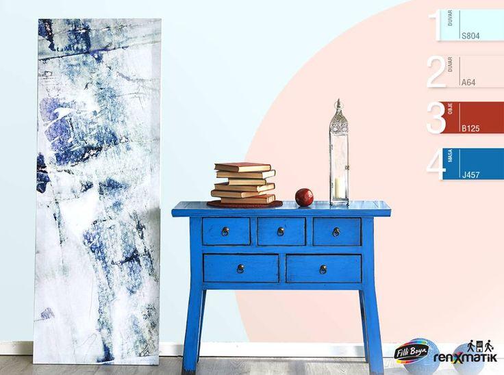 Yeni renk tonlarına ilham veren Filli Boya Renxmatik renklendirme sistemi ile evinizde yaratıcı ve stil sahibi bir atmosfer yakalayın. http://renxmatik.filliboya.com/