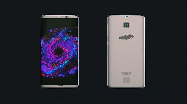Samsung Galaxy S8 soll erstes Smartphone mit optischem Fingerabdrucksensor sein