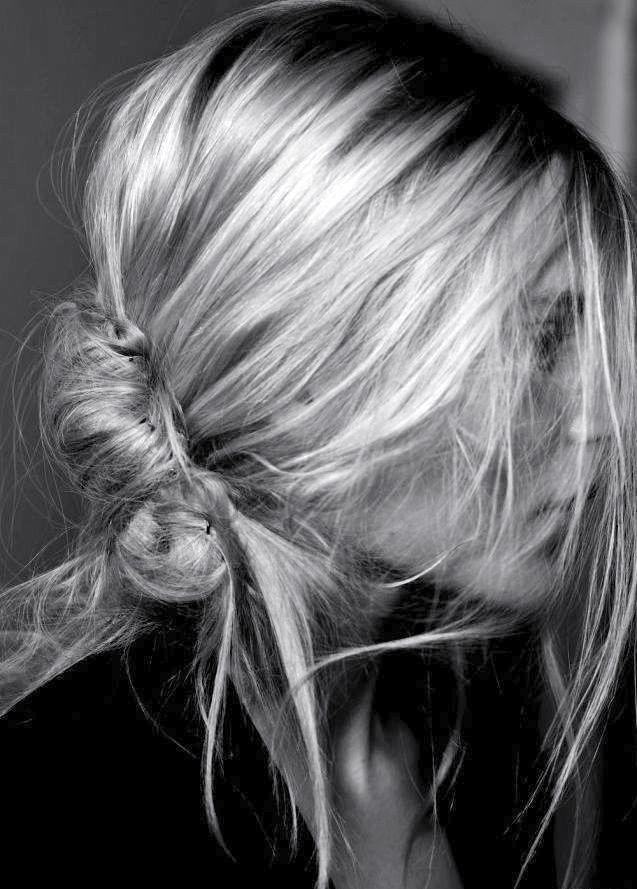Chignon, Coupes de cheveux, Jean... - Tendances de Mode