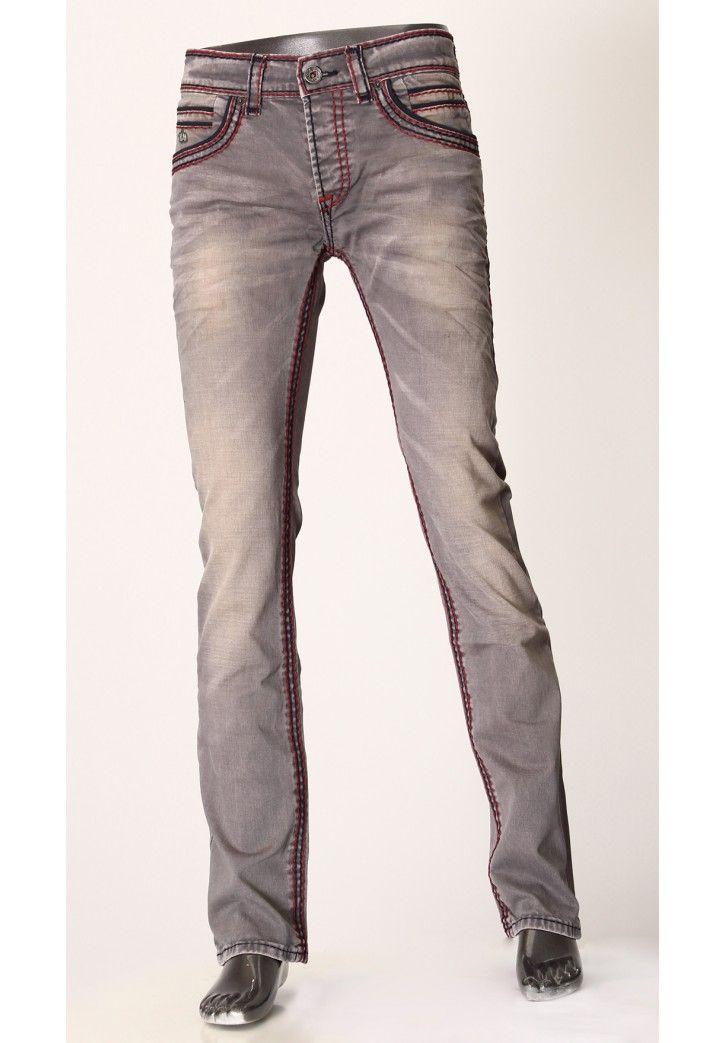 Pascucci jeans grijs