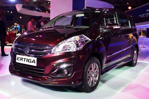 The limited-edition Ertiga gets rear-seat entertainment and more features; comes with the same engine line-up as the standard version.