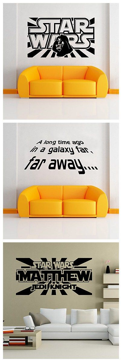 Star Wars Wall Art Sticker, get alert, star wars fans. Lots of stickers options here. Get it in our Christmas sales deal right now! Lightning Deals will got your amazed! Exciting Deals of the Day, and savings on your wallet.