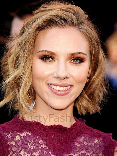 cute medium length wavy hairstyles Medium Length Wavy Hairstyles for Women