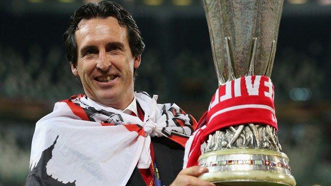 El Sevilla confirma el adiós de Unai Emery