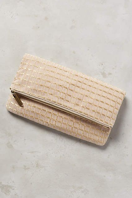 Ballade Velvet Pouch - #anthrofave