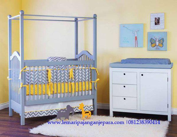 Set Kamar Tidur Bayi