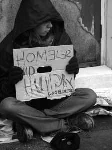 Wall Street Journal Op-Ed: Homeless Shelter Volunteers Are The Real Cause Of Homelessness http://thinkprogress.org/economy/2013/07/09/2271841/wsj-homeless-people/