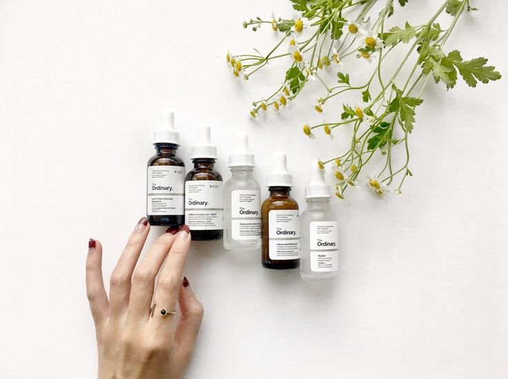 The Ordinary Review: Buffet, Advanced Retinoid 2%, Hyaluronic Acid, Caffeine Solution 5%, 100% Plant-Derived Squalene - The Skinterpreter