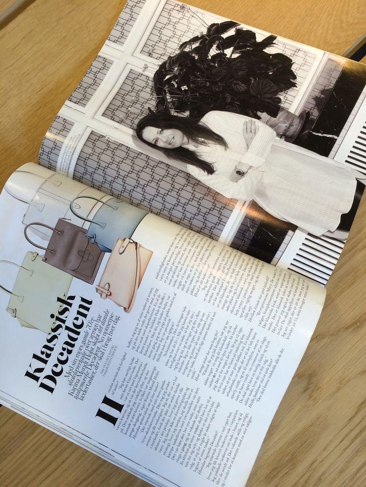 Danish Cover november 2014