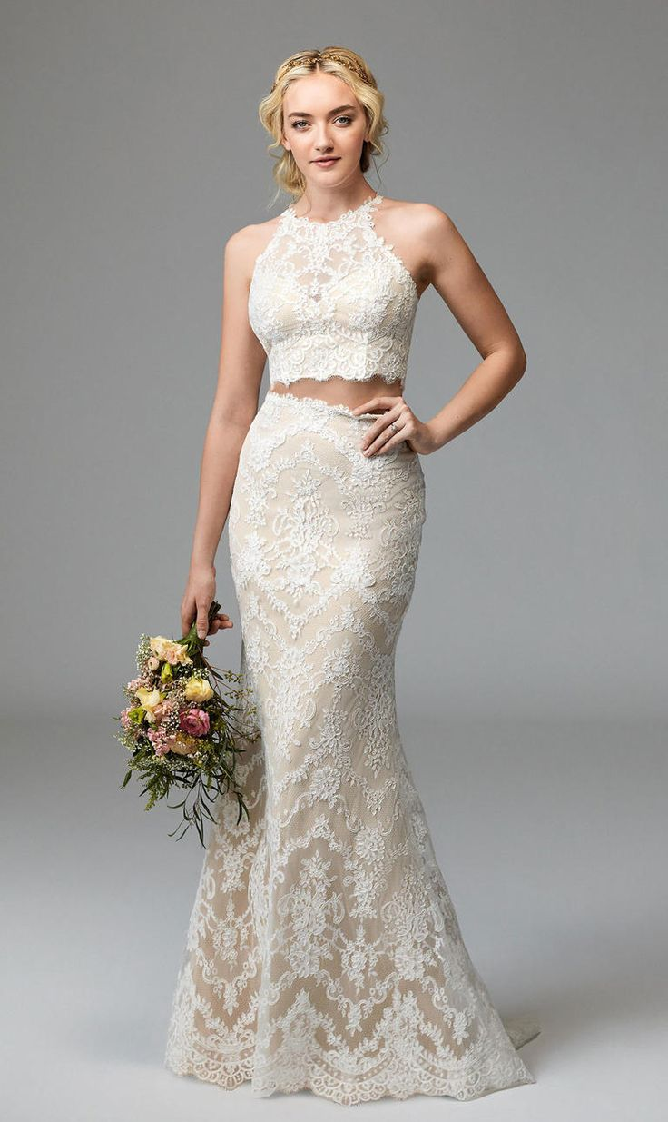 Bonafidebride diy project sweet whimsical paper lanterns - Willowby By Watters Fall 2016 Collection Is Full Of Lace Crop Tops