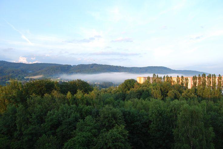 Good morning, Liberec