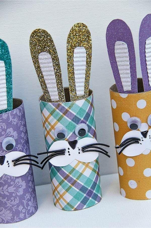 5 manualidades infantiles para Pascua