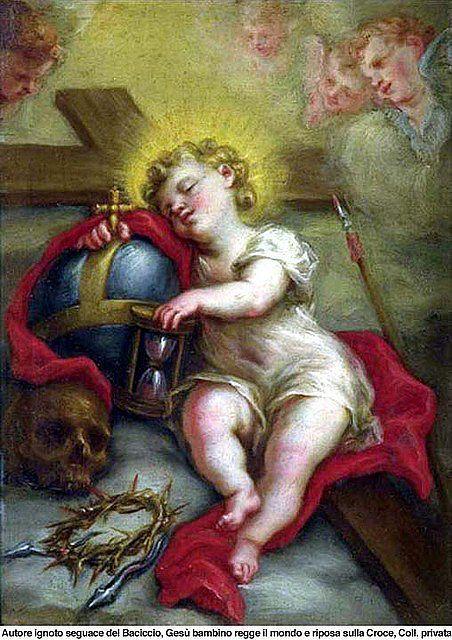 """""""Descubrimos nuestras cabezas y doblamos nuestras rodillas ante el Santísimo Nombre de Jesús; Él da sentido a todos nuestros afanes, como indicaba el emperador Justiniano en su libro de leyes: """"En el Nombre de Nuestro Señor Jesús empezamos todas nuestras deliberaciones"""""""