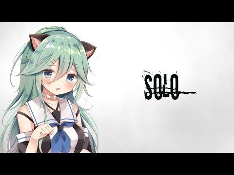 Nightcore」→ Solo (Lyrics) - YouTube | songs to listen to
