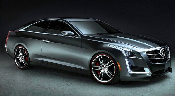 2015 Cadillac CTS Coupe http://www.rvinyl.com/Cadillac-Accessories.html