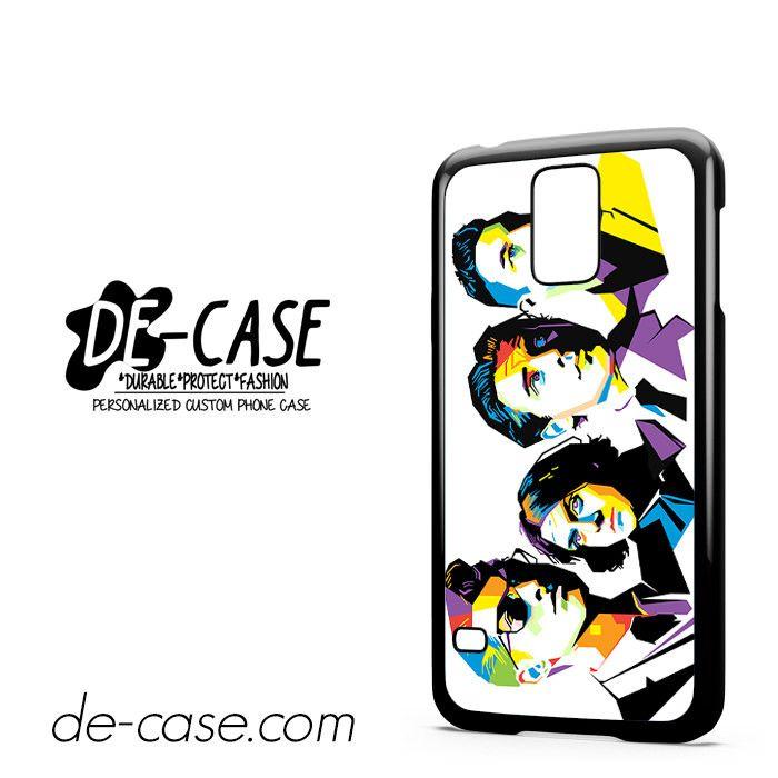 Arctic Monkeys Band Art For Samsung Galaxy S5 Case Phone Case Gift Present YO