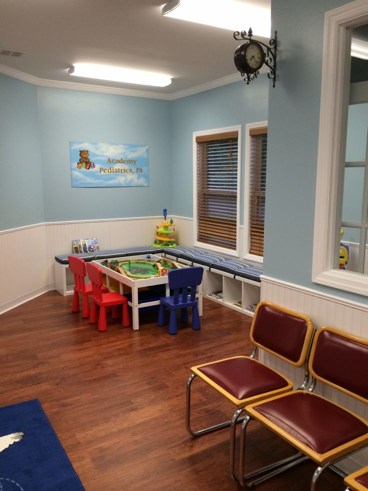 96 Best Images About Pediatric Office Design Ideas On