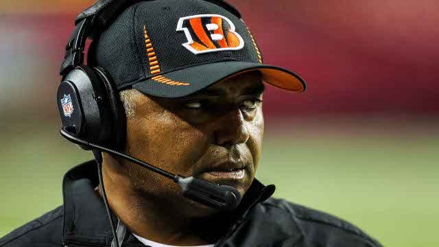 Marvin Lewis: Replacement Refs Made The Wrong Call : Cincinnati Bengals