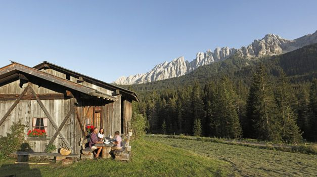 Ferienhäuser und Chalets in Südtirol