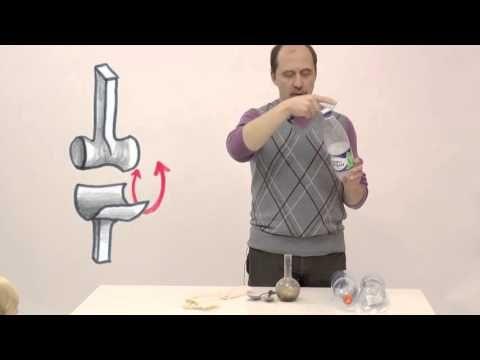 Мусорное биомоделирование. Кости. Часть 3 - Соединения костей. - YouTube