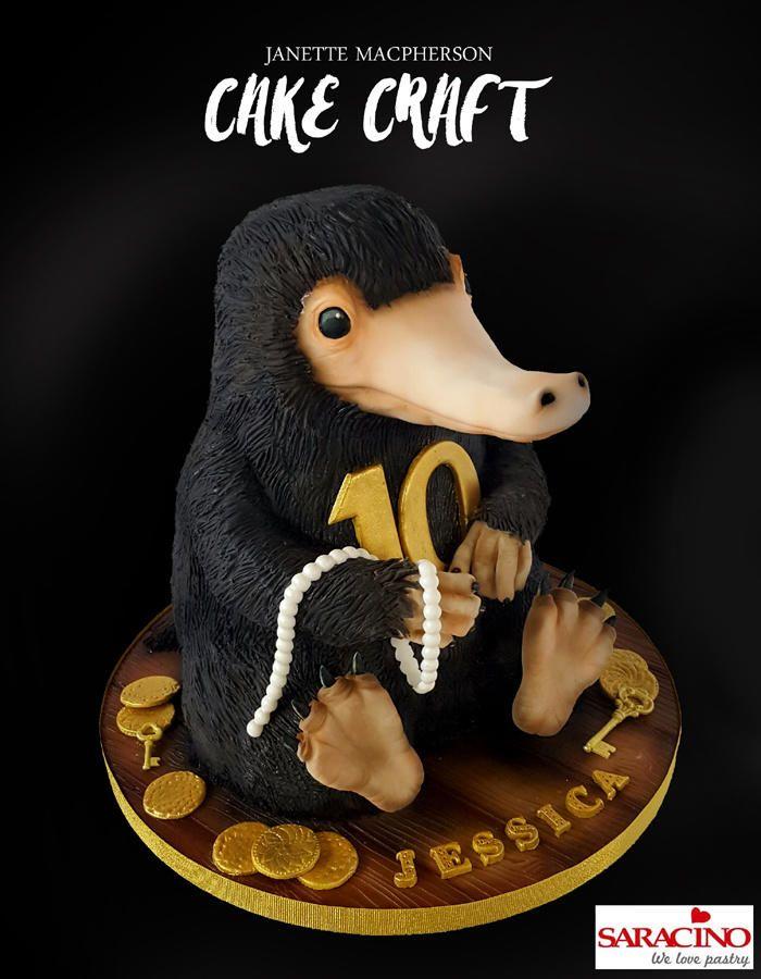 Harry Potter Cake Topper Sydney