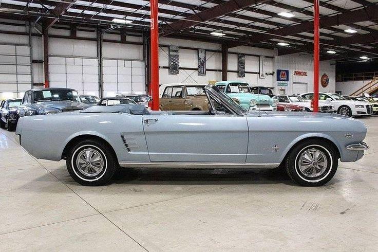 1966 Форд Мустанг Кабриолет на продажу #1816102 | Хеммингс мотор Новости