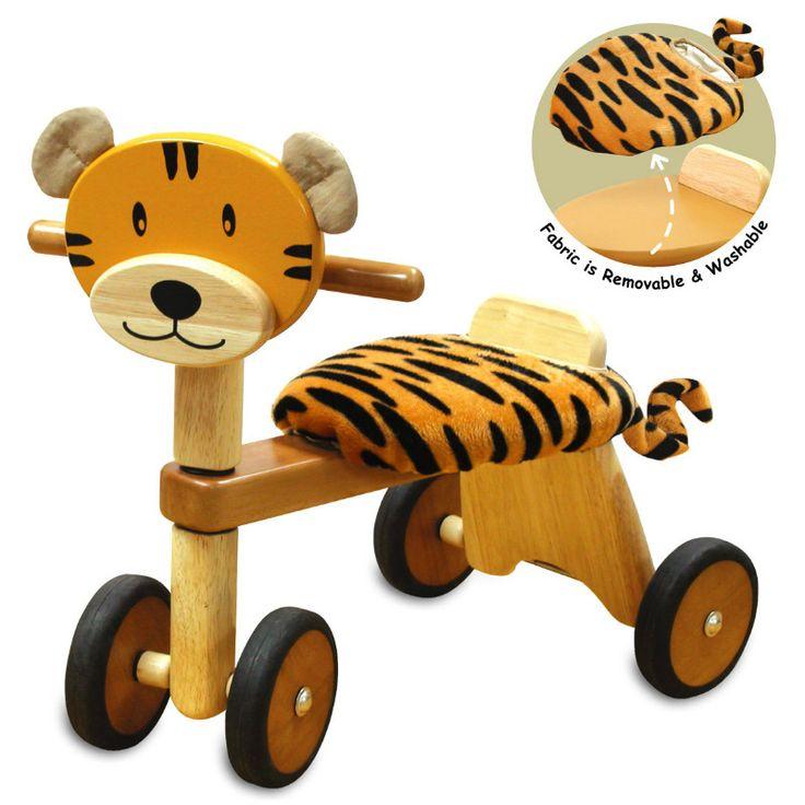 I'm Toy Paddie Rider Tigger