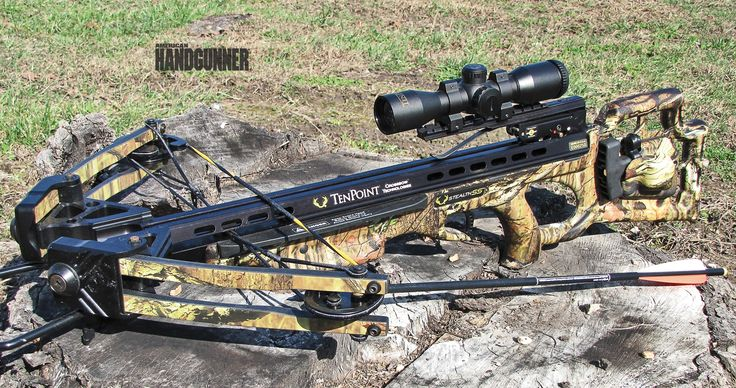 Personal Defense Survive 2015 Special Edition   A Gunpowder Alternative: Deathly Quiet - TenPoint™ Crossbow Technologies' Stealth SS Crossbow   Click here: http://americanhandgunner.com/go/survive-2015/   #Crossbow #TenPointTechnologies #Alternative #Bowandarrow #AmericanHandgunner