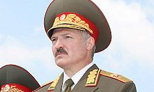 Alexander Lukashenko - Wikipedia, the free encyclopedia