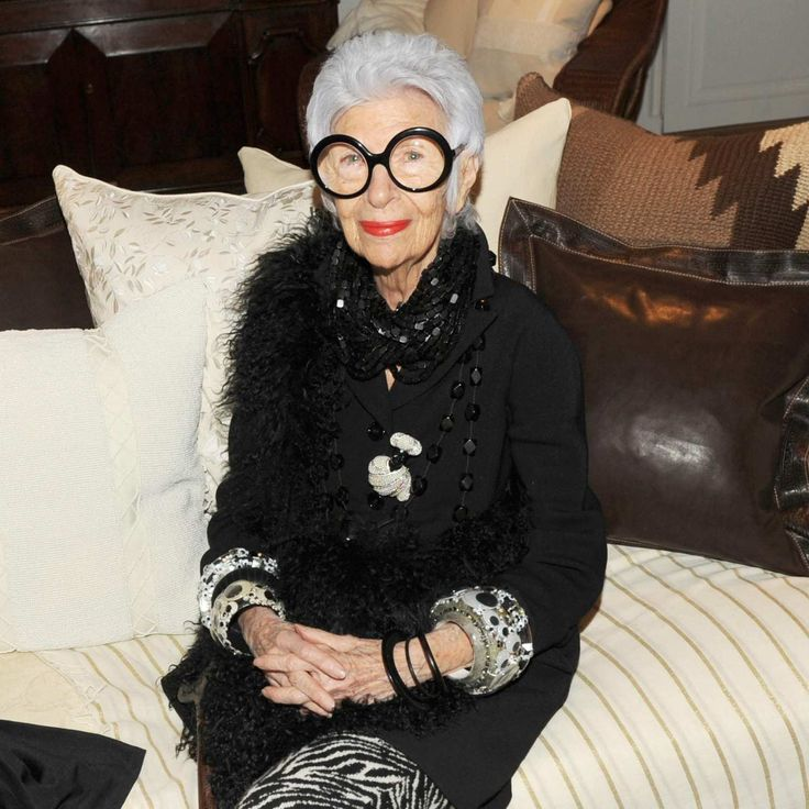 Iris Apfel on Individuality, Her New Movie, and Being Famous