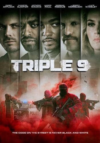 """Have you seen it yet? 'Cause I think you should. It stars Casey Affleck and Chiwetel Ejiofor. Here's how Redbox describes it: A gang of dirty cops must undertake a nearly impossible heist to placate the Russian mafia, and a component of the heist requires them to execute a 999, or """"Triple Nine,"""" police code for """"officer down."""" The plan is thrown into chaos when Chris Allen, the rookie cop whom they've conspired to kill, proves tougher and more capable than they'd planned, and he foils the…"""