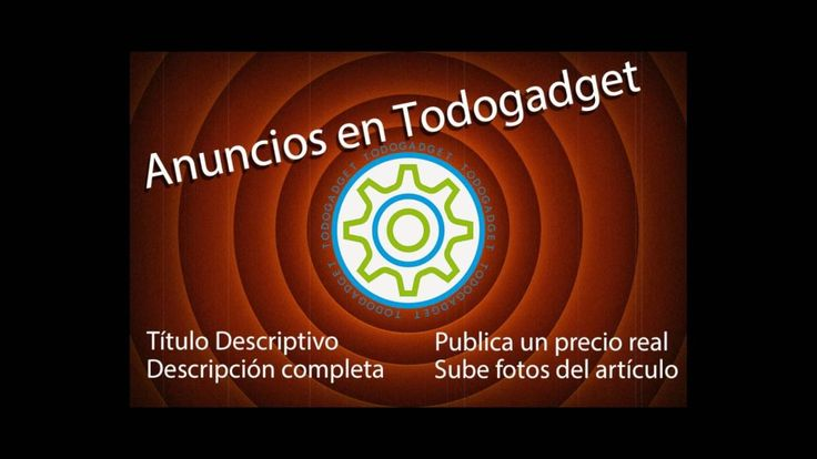 Consejos para vender en Todogadget https://youtu.be/Lqrb04LwCQ8 vía @YouTube #segundamano #comprasonline #gangas #chollos #ofertas #gadgets