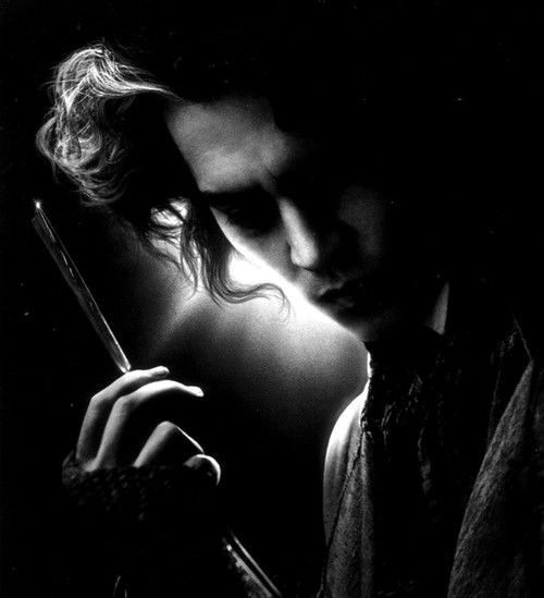 'Sweeney Todd', Johnny Depp