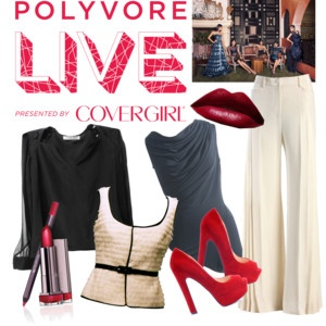 POLYVORE to discover or start fashion trends